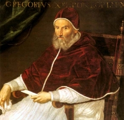 Image result for pope gregory xiii