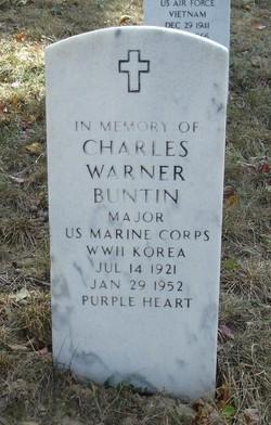 Charles Warner Buntin