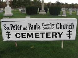 Saints Peter and Paul Byzantine Catholic Cemetery