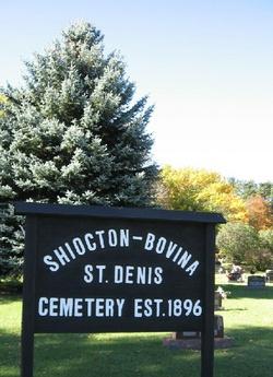 Shiocton-Bovina Saint Denis Cemetery