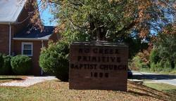 No Creek Primitive Baptist Cemetery