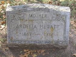 Ardelia Elizabeth <I>Cottle</I> Hewatt