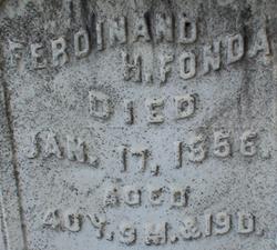 Ferdinand H. Fonda
