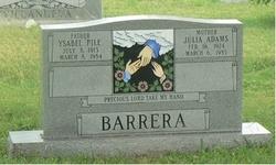"""Ysabel """"Pile"""" <I>Pena</I> Barrera"""