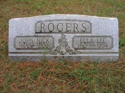 Eula Lee <I>Pettus</I> Rogers