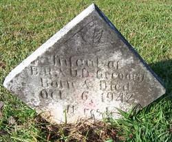 Infant Gregory