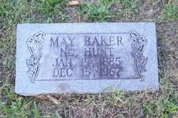 Mary <I>Hunt</I> Baker