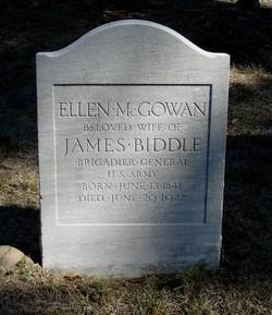 Ellen <I>McGowan</I> Biddle
