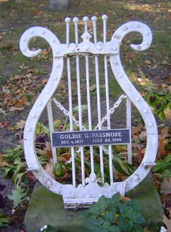 Goldie G Passmore