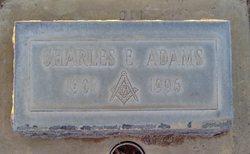 Charles Hubert Adams
