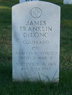 James Franklin Delong