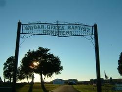 Sugar Creek Baptist Cemetery