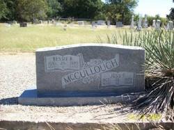 Bessie Rebecca <I>Smith</I> McCullough