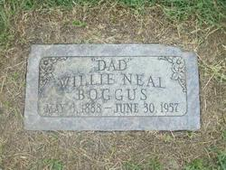Willie Neal Boggus