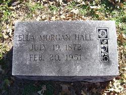 Ella Nora <I>Lockwood</I> Morgan-Hall
