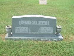 Wallace William Crenshaw