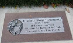 Elisabeth <I>Stolyar</I> Jeremenko