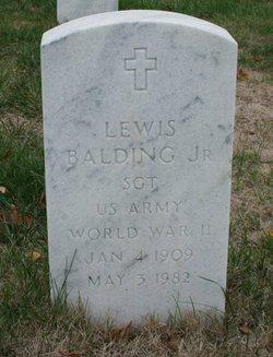 Lewis Balding, Jr