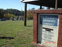 Elk Mountain Community Cemetery
