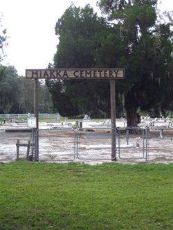 Miakka Cemetery