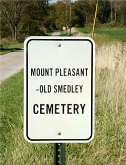 Old Smedley Cemetery