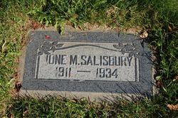 May Ione Salisbury