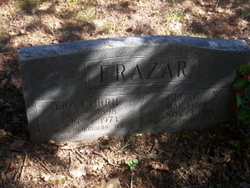 Era <I>Currie</I> Frazar