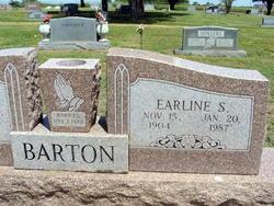 Earline <I>Shults</I> Barton