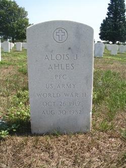 Alois John Ahles