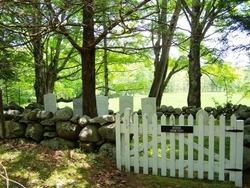 Bodge Cemetery