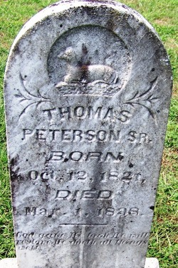 Thomas Peterson Sr.
