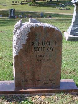 Ruth Lucille <I>Scott</I> Kay