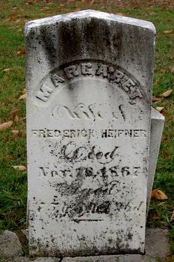 Margaret <I>Peight</I> Heifner