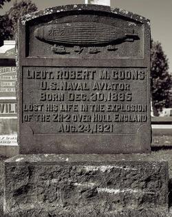 Lieut Robert M. Coons