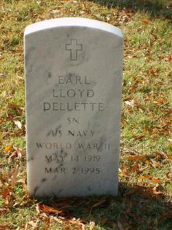 Earl Lloyd Dellette