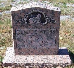 Claude Willis Dean