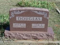 Samuel Erwin Douglas