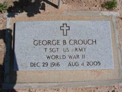 George B Crouch