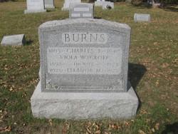 Viola <I>Wyckoff</I> Burns