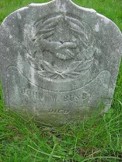 John W Busby