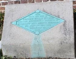 Capt Willis Wilson