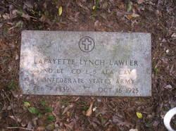 Lieut Lafayette Lynch Lawler