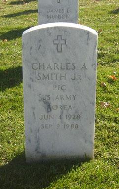 Charles A Smith, Jr