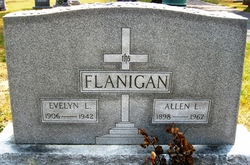 Evelyn Louise <I>Cashour</I> Flanigan