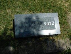 James Ashby Boyd