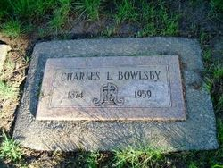 Charles L Bowlsby