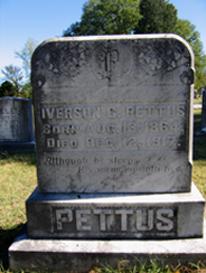 Iverson Colgate Pettus