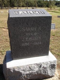 Sarah A. Baker