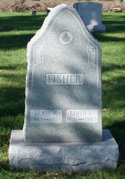 Edith <I>Lake</I> Fisher