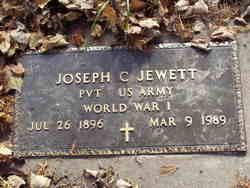 Joseph C Jewett
